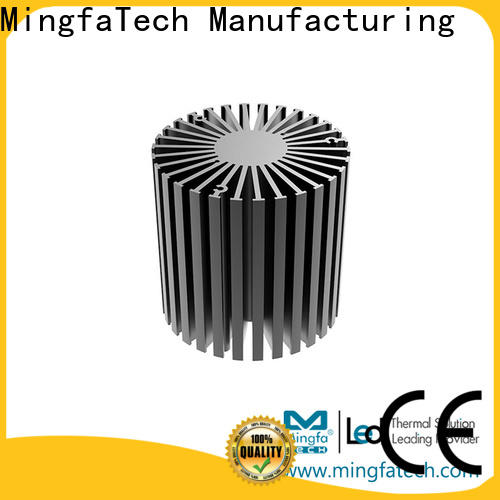 Mingfa Tech dusting heat sink enclosure design for bedroom