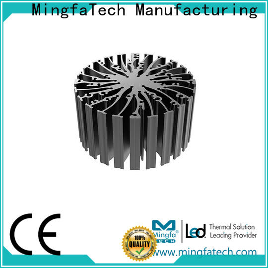 Mingfa Tech passive heat sink material supplier for station