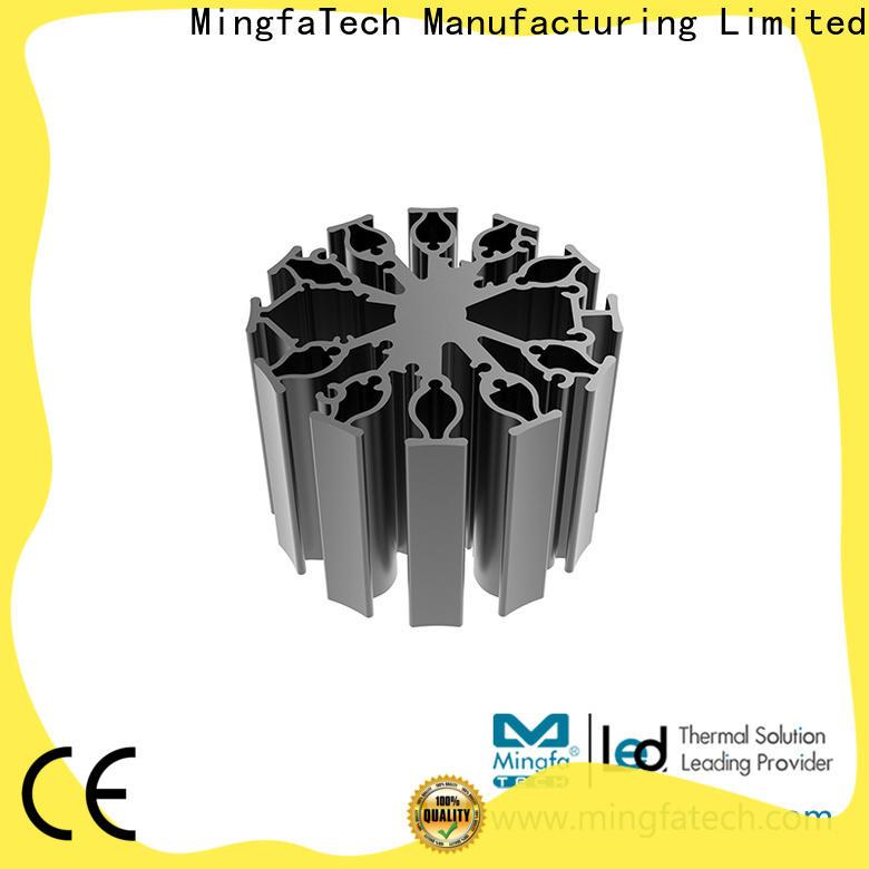 Mingfa Tech fanled702070507080 3w led heatsink customize for museums