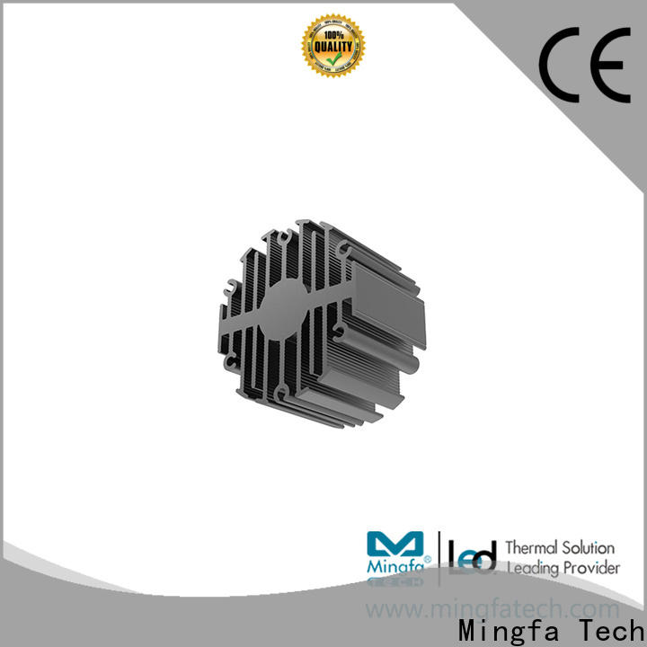 Indoor led bulb heat sink manufacturer coolers supplier for bedroom
