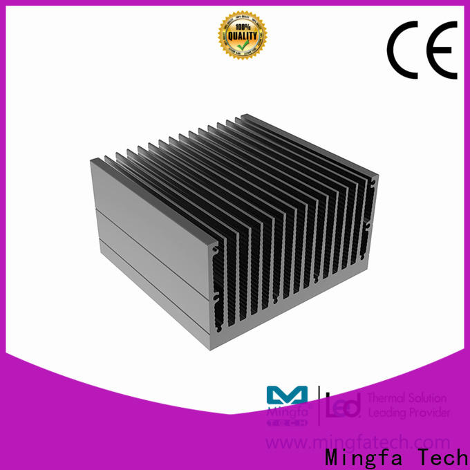 metal stamping metal heat sink extruded manufacturer for office