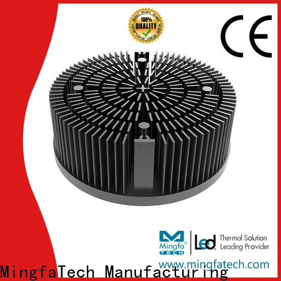 forging heat sink applications fin supplier for education