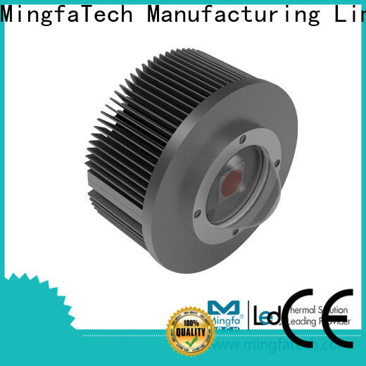 Mingfa Tech spinning cooling module design for office