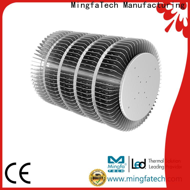 residential led bulb heat sink heat design for indoor