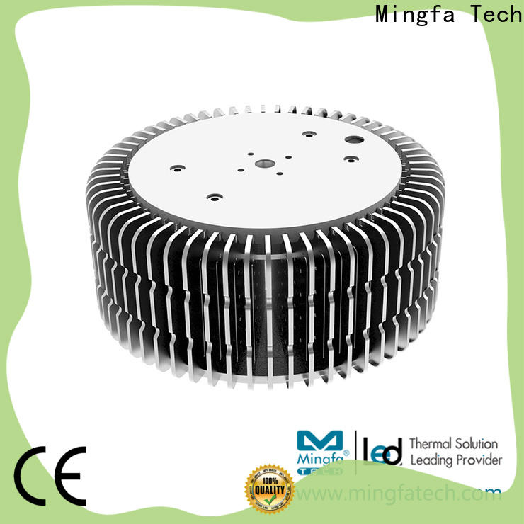 thermal solution 100 watt led heat sink extrusion supplier for station
