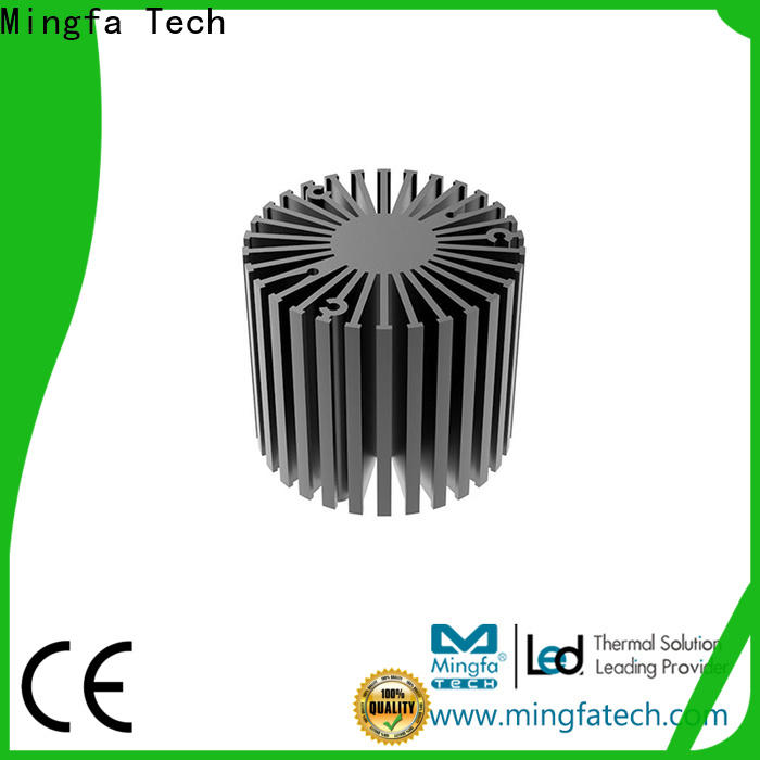 Mingfa Tech passive large heat sink design for warehouse