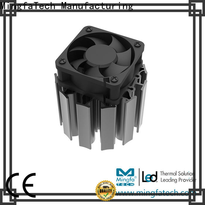 large led strip heat sink customized for roadway