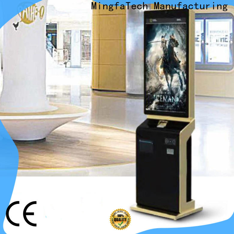 durable commercial lcd display customized for indoor