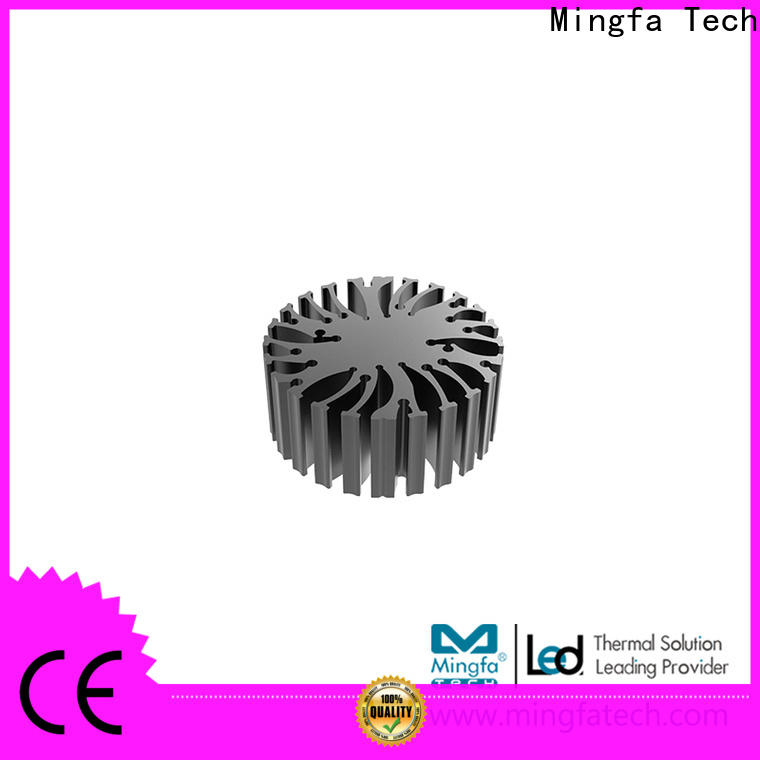 thermal solution heat sink material design for mall