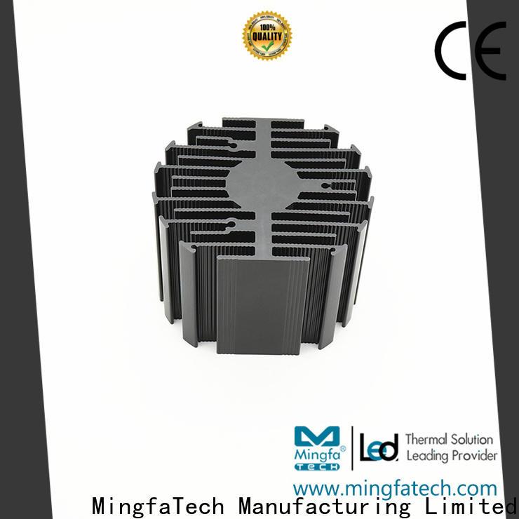 Mingfa Tech DIY led bulb heat sink manufacturer design for station
