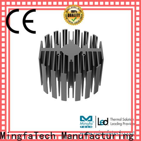 Mingfa Tech heatsink led bulb heat sink manufacturer supplier for museums