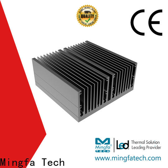 plating aluminum heatsinks large design for office