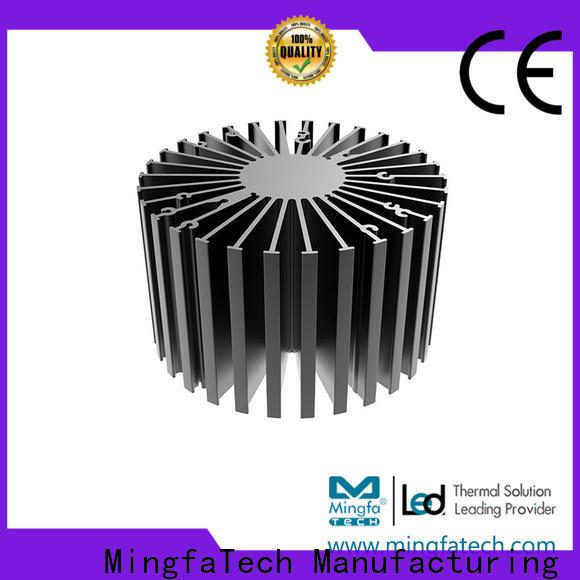 Mingfa Tech led big heatsink design for cabinet