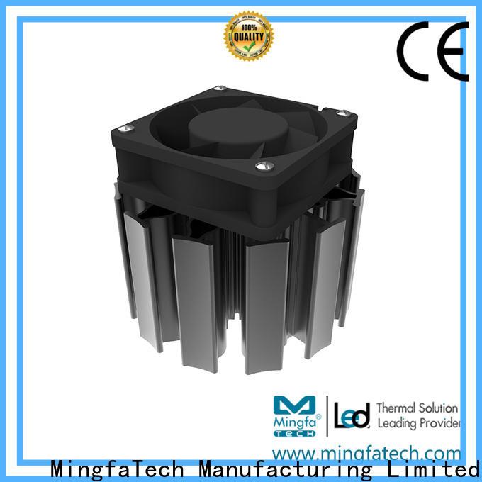 Mingfa Tech white electronic heat sink manufacturer for education