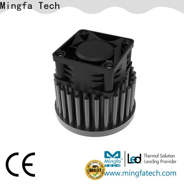 Mingfa Tech active heat sink manufacturer for mall