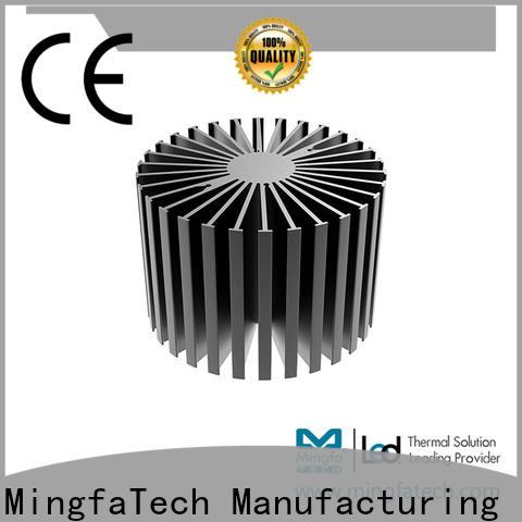 Mingfa Tech simpoled81508180 big heatsink supplier for cabinet