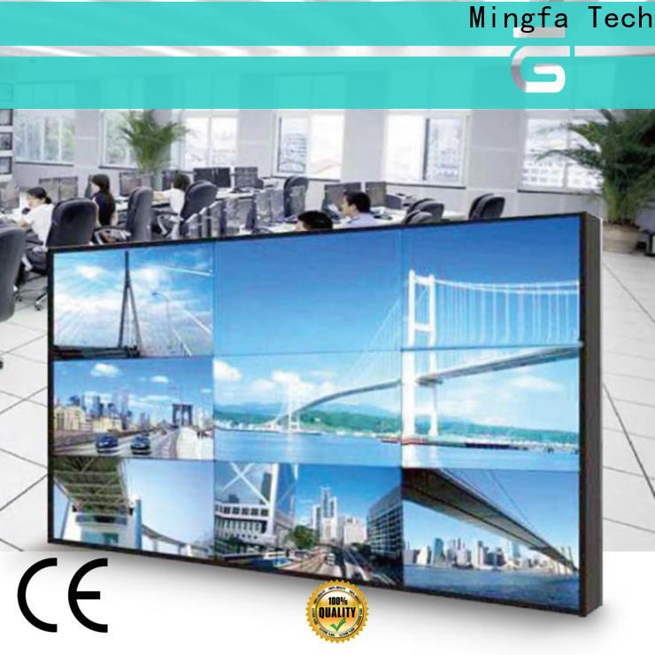 Mingfa Tech videowall customized for indoor
