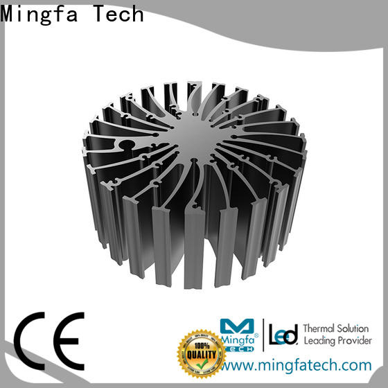 Mingfa Tech automotive small heat sink supplier for station