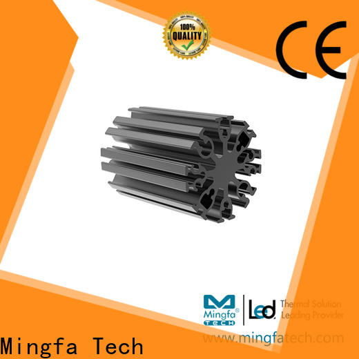 Mingfa Tech star led heat sink supplier for healthcare