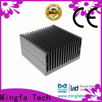 Mingfa Tech forging metal heat sink manufacturer for retail