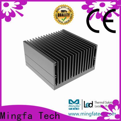 Mingfa Tech forging metal heat sink manufacturer for retail