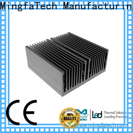 Mingfa Tech passive metal heat sink supplier for landscape