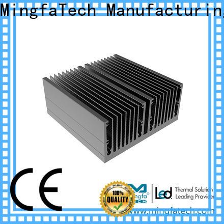 Mingfa Tech passive metal heat sink supplier for landscape