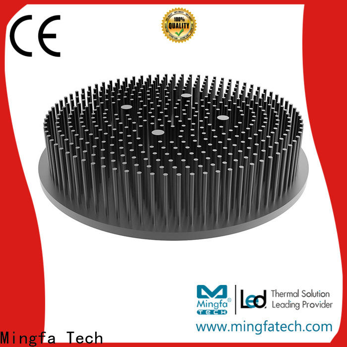 Mingfa Tech gooled7830785078807890 led strip heat sink design for parking lot