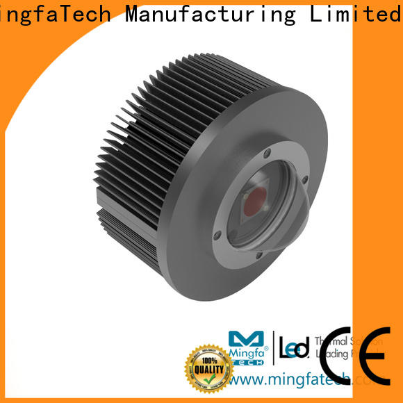 Mingfa Tech led heatsink module design for retail