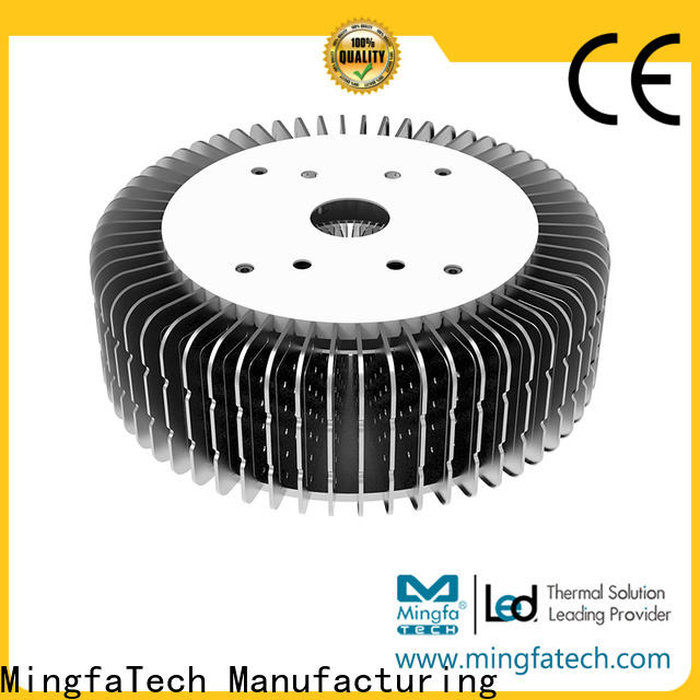 Mingfa Tech hibayled445370 high bay heat sink supplier for airport