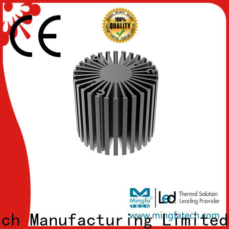 Mingfa Tech dusting big heatsink customize for office