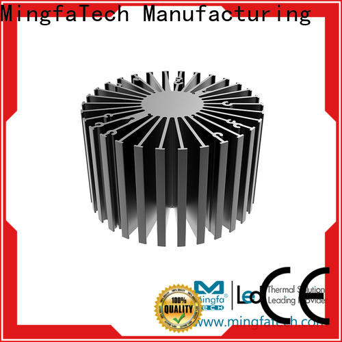Mingfa Tech anodized mini heatsink customize for office