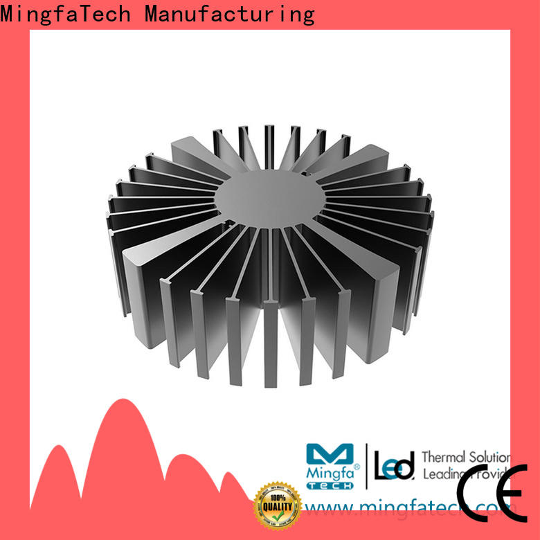 Mingfa Tech mini heatsink design for warehouse