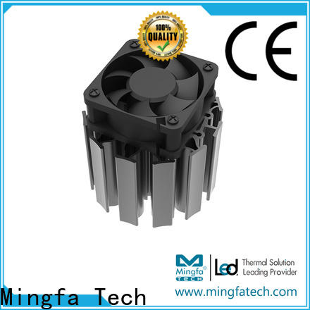 Mingfa Tech passive electronic heat sink design for roadway