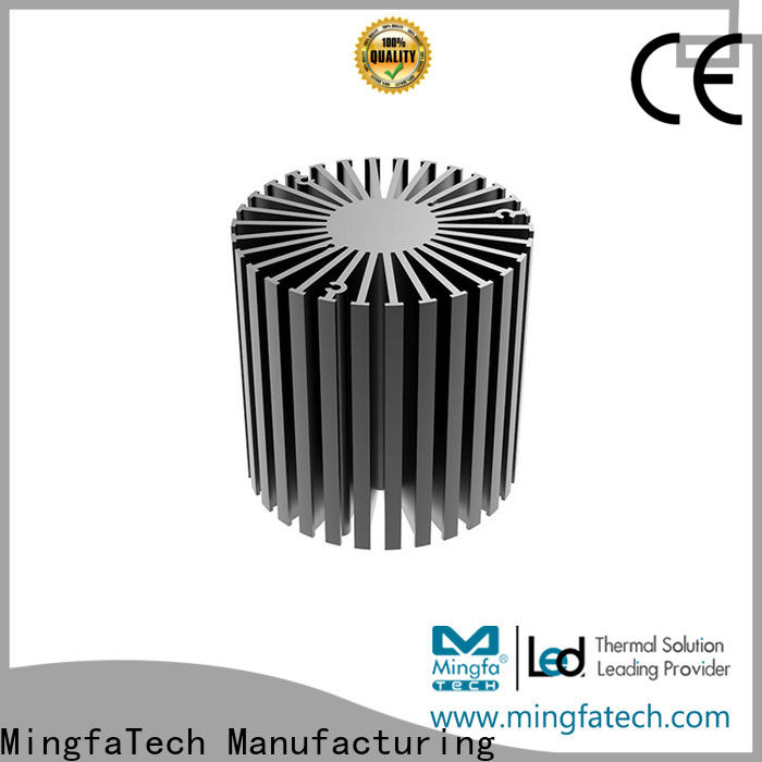 painting large heat sink design for cabinet