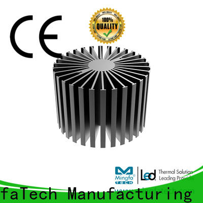 Mingfa Tech spinning heat sink enclosure design for office