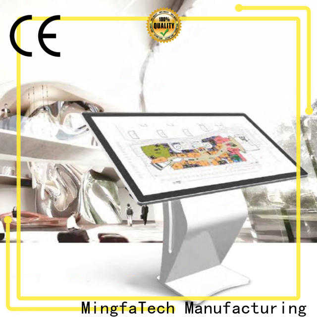 Mingfa Tech lcd signage wholesale for station