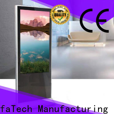 reliable commercial lcd display from China for indoor