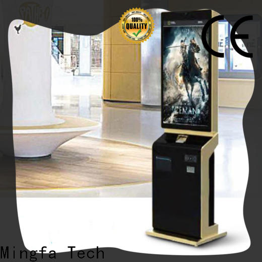 hot selling commercial lcd display customized for mall