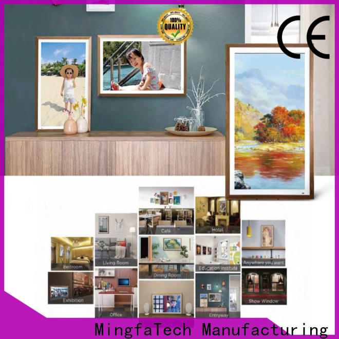 Mingfa Tech hot selling commercial lcd display directly sale for mall