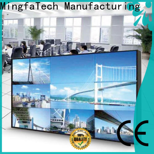 Mingfa Tech durable videowall directly sale for airport