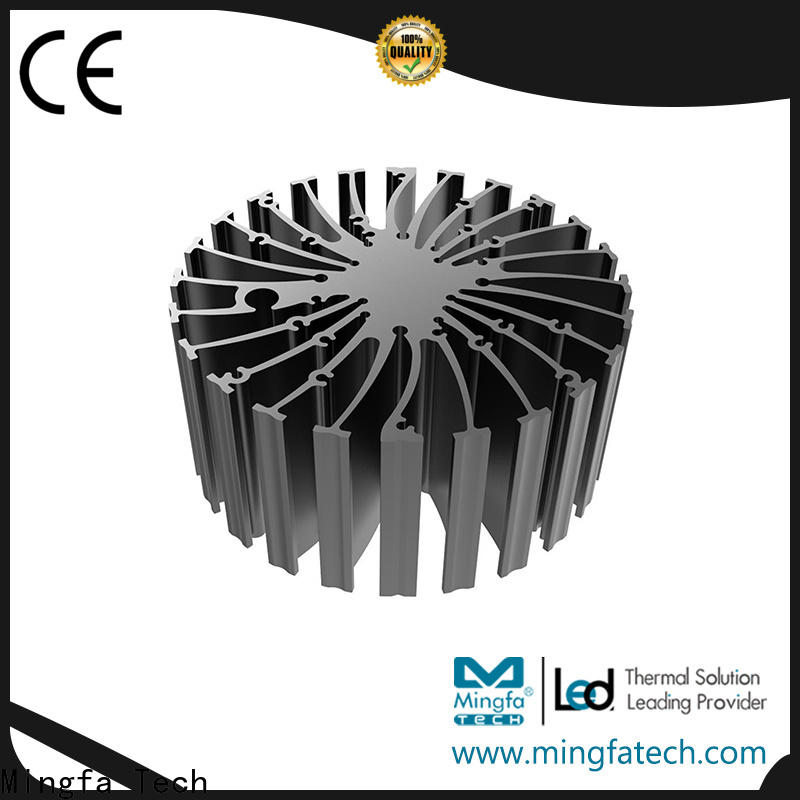 Mingfa Tech heatsink water cooled heat sink customize for airport