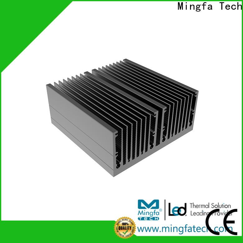 Mingfa Tech tled92×90×3092×90×50 aluminum heatsinks supplier for landscape