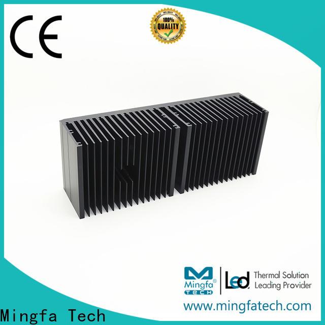 Mingfa Tech forging big heat sink supplier for retail