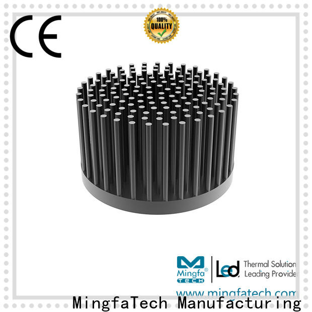 Mingfa Tech flat circular heat sink manufacturer for office