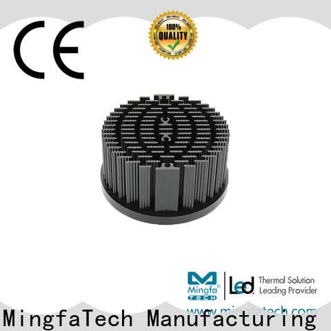 Mingfa Tech aluminum cooling module design for mall