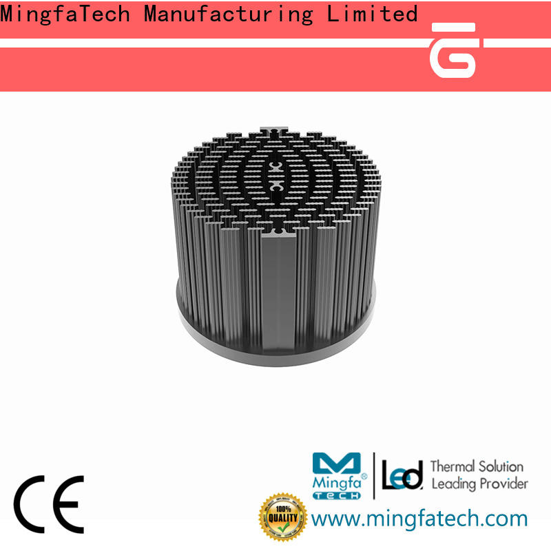 forging round heat sink led supplier for mall