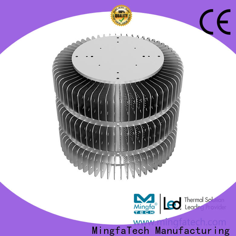 architectural high bay heat sink aluminum supplier for airport