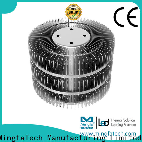 thermal solution pin heatsink hibayled330315 supplier for airport
