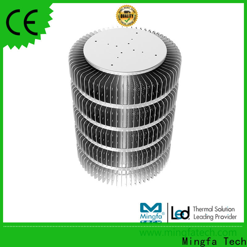 Mingfa Tech thermal solution smd heatsink supplier for hotel
